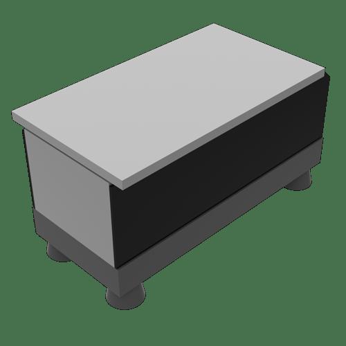 Unidades de acionamento eletromagnético Vibradores de tremonha linear