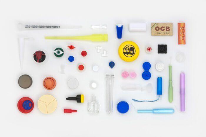 embalados feitos com alimentadores vibratórios